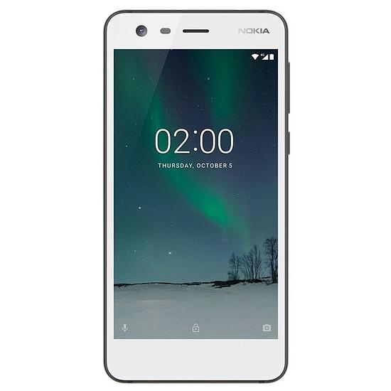 Smartphone et téléphone mobile Nokia 2 (blanc)