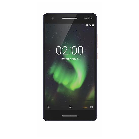 Smartphone et téléphone mobile Nokia 2 (noir cuivré)