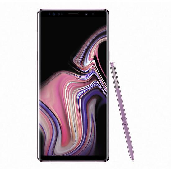 Smartphone et téléphone mobile Samsung Galaxy Note9 (mauve orchidée) - 6 Go - 128 Go