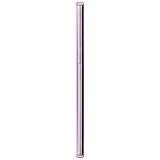 Smartphone et téléphone mobile Samsung Galaxy Note9 (mauve orchidée) - 6 Go - 128 Go - Autre vue