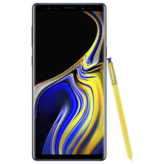 Smartphone et téléphone mobile Samsung Galaxy Note9 (bleu cobalt) - 6 Go - 128 Go