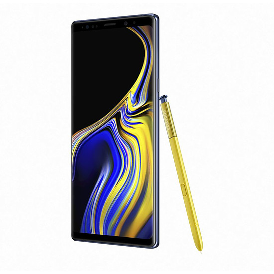 Smartphone et téléphone mobile Samsung Galaxy Note9 (bleu cobalt) - 6 Go - 128 Go - Autre vue