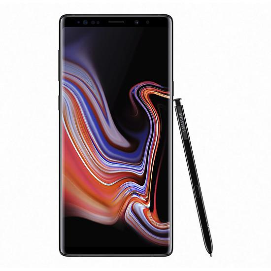Smartphone et téléphone mobile Samsung Galaxy Note9 (noir profond) - 6 Go - 128 Go
