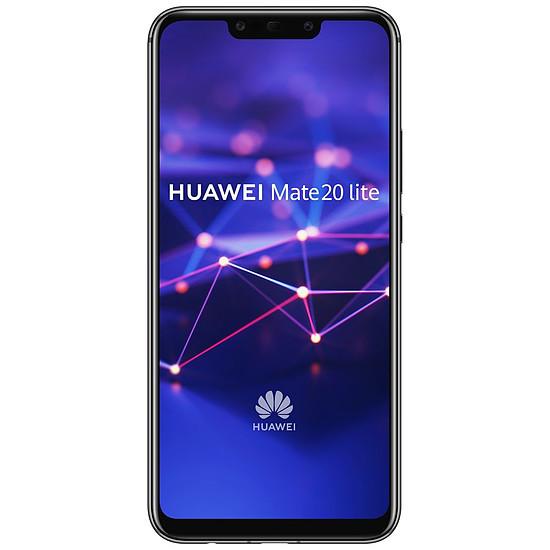 Smartphone et téléphone mobile Huawei Mate 20 Lite (noir) - 4 Go - 64 Go
