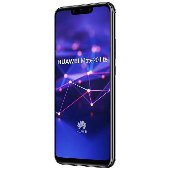 Smartphone et téléphone mobile Huawei Mate 20 Lite (noir) - 4 Go - 64 Go - Autre vue