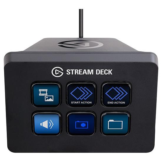 Accessoires streaming Elgato Stream Deck Mini - Autre vue