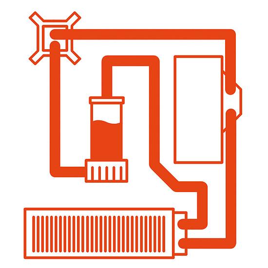 Montage et installation PC Materiel.net Prestation de montage watercooling sur mesure