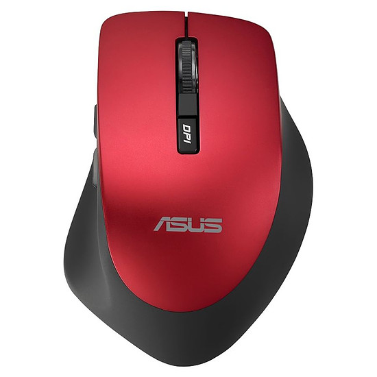 Souris PC Asus WT425 - Rouge