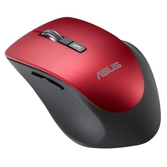 Souris PC Asus WT425 - Rouge - Autre vue