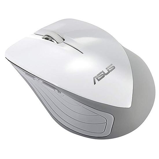 Souris PC Asus WT465 - Blanc - Autre vue