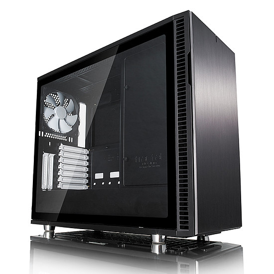 Boîtier PC Fractal Design Define R6 USB-C TG - Black
