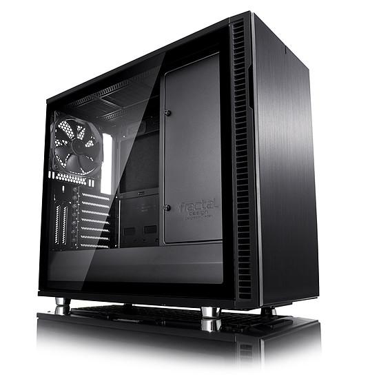 Boîtier PC Fractal Design Define R6 USB-C TG - Blackout