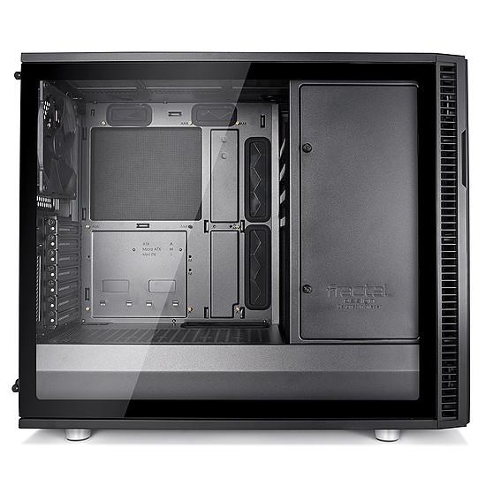 Boîtier PC Fractal Design Define R6 USB-C TG - Blackout - Autre vue