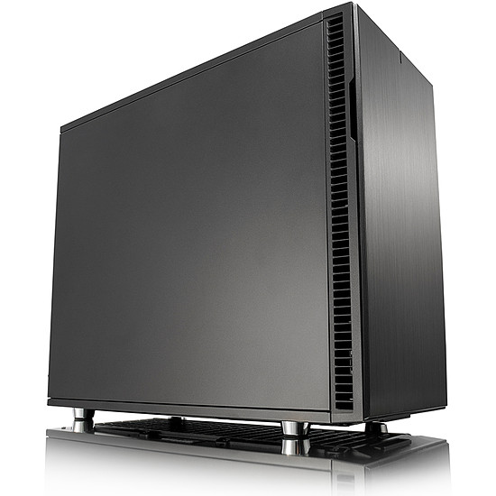 Boîtier PC Fractal Design Define R6 USB-C - GunMetal