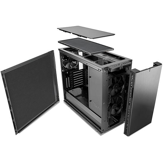 Boîtier PC Fractal Design Define R6 USB-C - GunMetal - Autre vue