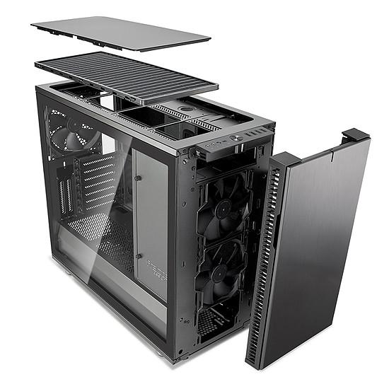 Boîtier PC Fractal Design Define R6 USB-C TG - GunMetal - Autre vue