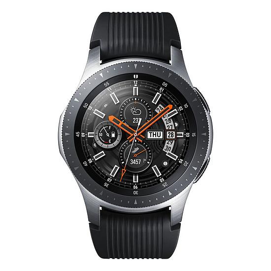Montre connectée Samsung Galaxy Watch (gris acier - noir) - GPS - 46 mm - Autre vue