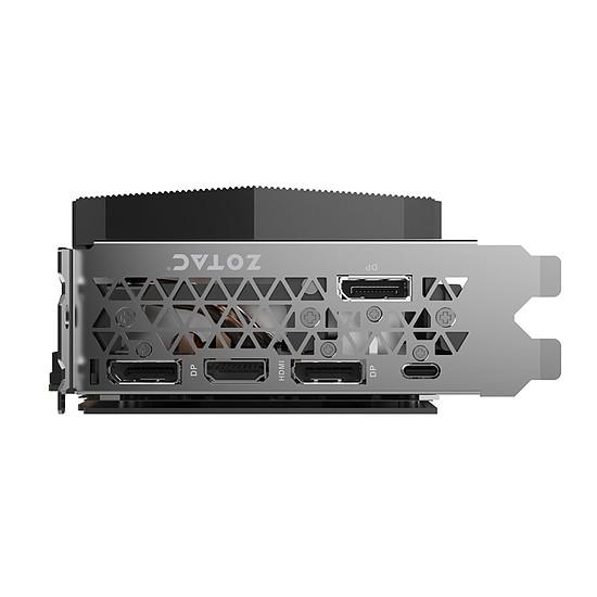 Carte graphique Zotac GeForce RTX 2080 AMP! Edition - 8 Go GDDR6 - Autre vue