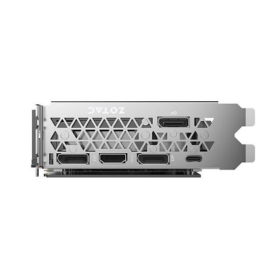 Carte graphique Zotac GeForce RTX 2080 Twin Fan - 8 Go GDDR6 - Autre vue
