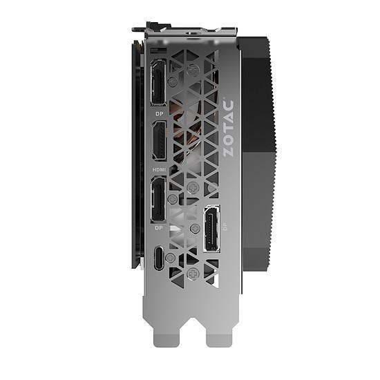 Carte graphique Zotac GeForce RTX 2080 Ti Triple Fan - 11 Go GDDR6 - Autre vue