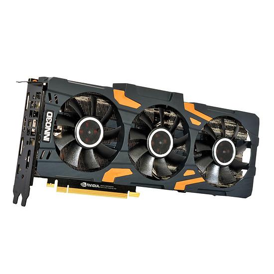 Carte graphique Inno3D GeForce RTX 2080 GAMING OC X3 - Autre vue