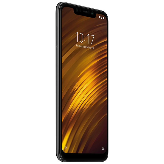 Smartphone et téléphone mobile Xiaomi Pocophone F1 (noir graphite) - 6 Go - 64 Go - Autre vue