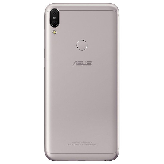 Smartphone et téléphone mobile Asus ZenFone Max Pro M1 (gris météorite) - 3 Go - 32 Go - Autre vue