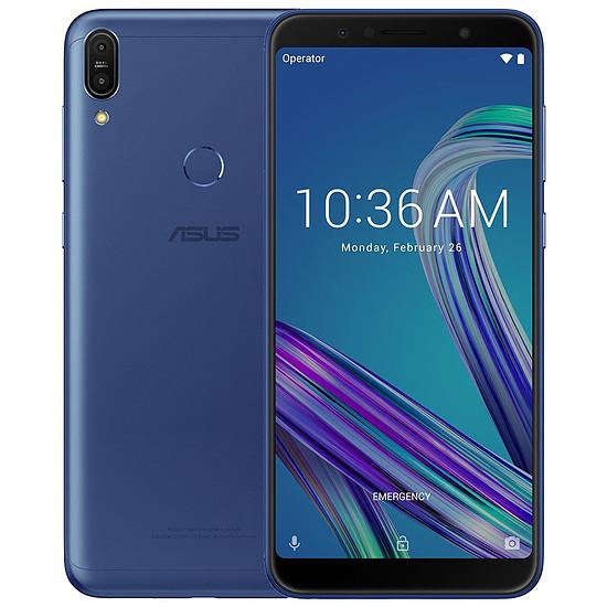 Smartphone et téléphone mobile Asus ZenFone Max Pro M1 (bleu sidéral) - 4 Go - 64 Go