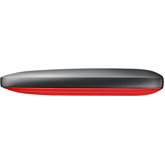 Disque dur externe Samsung SSD externe X5 - 1 To - Autre vue