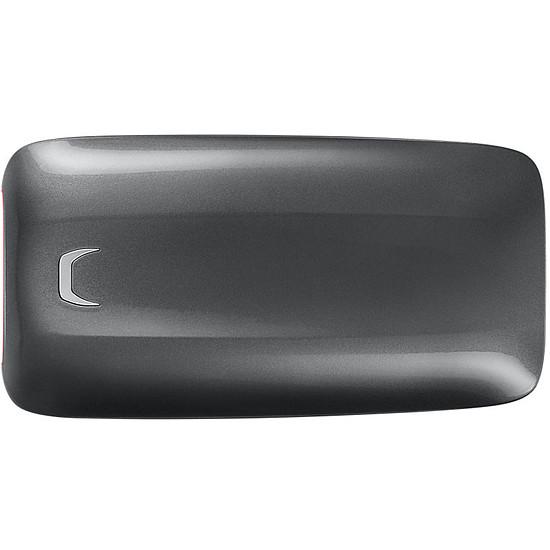 Disque dur externe Samsung SSD externe X5 - 2 To - Autre vue