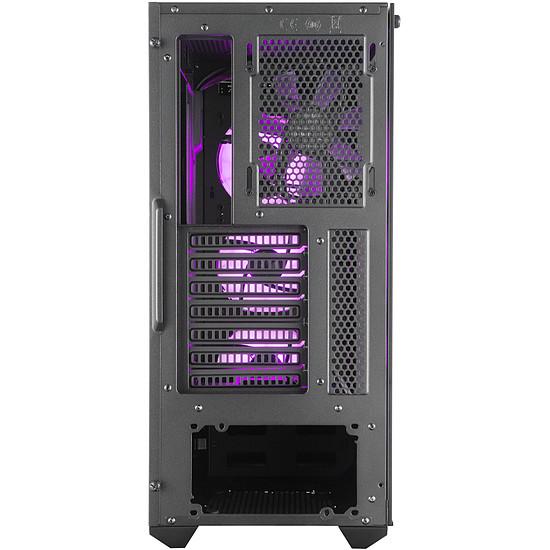 Boîtier PC Cooler Master Masterbox MB511 TG RGB - Noir - Autre vue