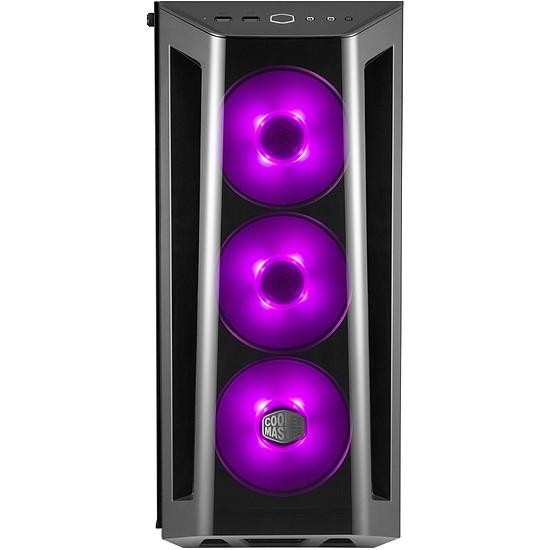 Boîtier PC Cooler Master Masterbox MB520 TG RGB - Noir - Autre vue