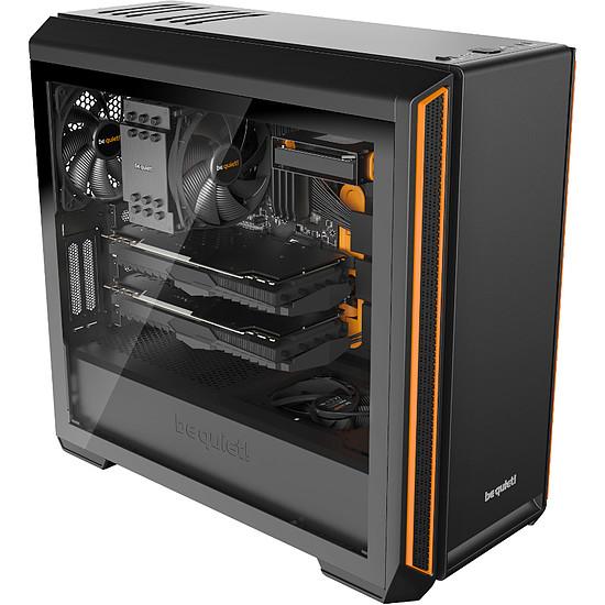 Boîtier PC Be Quiet Silent Base 601 TG - Orange - Autre vue