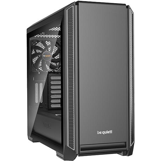 Boîtier PC Be Quiet Silent Base 601 TG - Silver