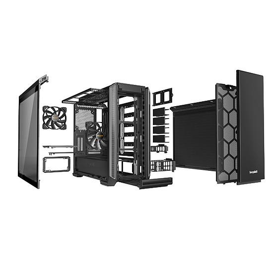 Boîtier PC Be Quiet Silent Base 601 TG - Silver - Autre vue