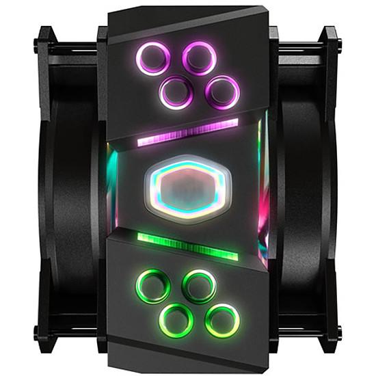 Refroidissement processeur Cooler Master Masterair MA410M RGB - Autre vue