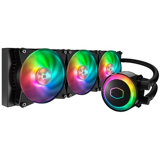 Refroidissement processeur Cooler Master MasterLiquid ML360R RGB
