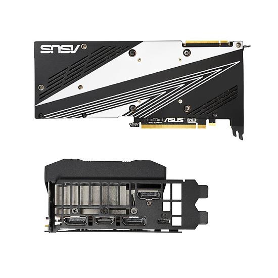 Carte graphique Asus GeForce RTX 2080 Ti Dual A11G - Autre vue