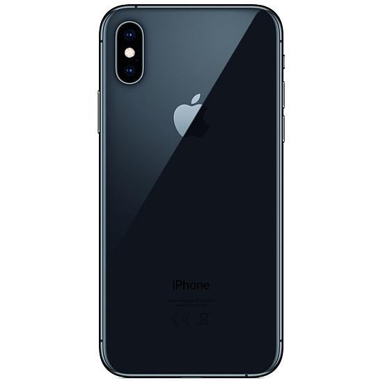 Smartphone et téléphone mobile Apple iPhone Xs (gris sidéral) - 256 Go - 4 Go - Autre vue