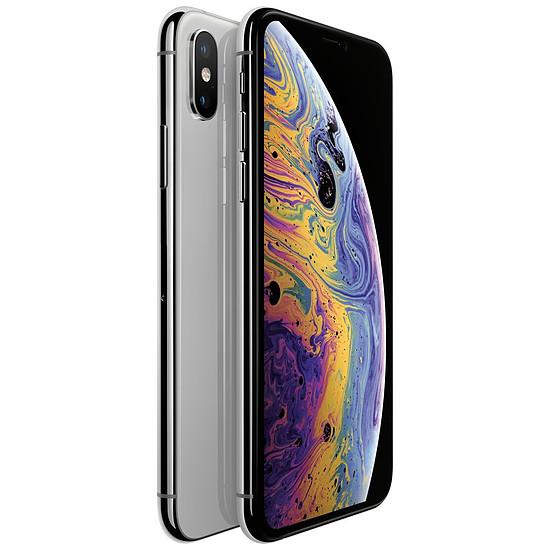 Smartphone et téléphone mobile Apple iPhone Xs (argent) - 256 Go - 4 Go