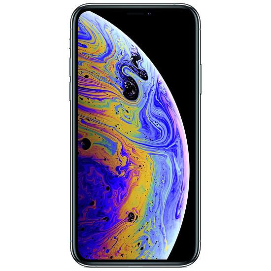 Smartphone et téléphone mobile Apple iPhone Xs (argent) - 256 Go - 4 Go - Autre vue