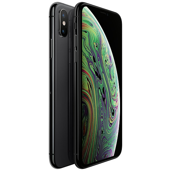 Smartphone et téléphone mobile Apple iPhone Xs (gris sidéral) - 512 Go - 4 Go