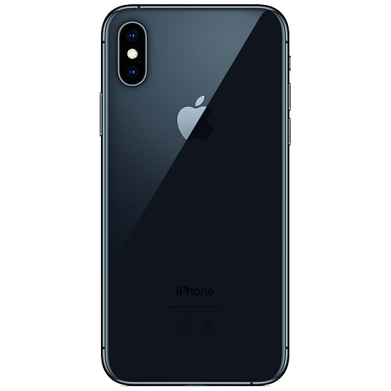 Smartphone et téléphone mobile Apple iPhone Xs (gris sidéral) - 512 Go - 4 Go - Autre vue