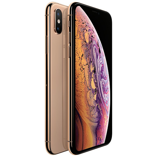 Smartphone et téléphone mobile Apple iPhone Xs (or) - 512 Go - 4 Go
