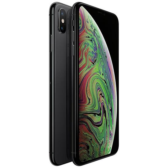 Smartphone et téléphone mobile Apple iPhone Xs Max (gris sidéral) - 64 Go - 4 Go