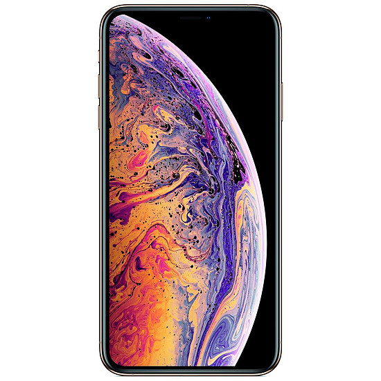 Smartphone et téléphone mobile Apple iPhone Xs Max (or) - 512 Go - 4 Go - Autre vue