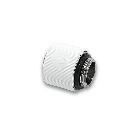 """Watercooling EK Water Blocks EK-ACF Fitting 10/13mm, fil. 1/4"""" Blanc - Autre vue"""