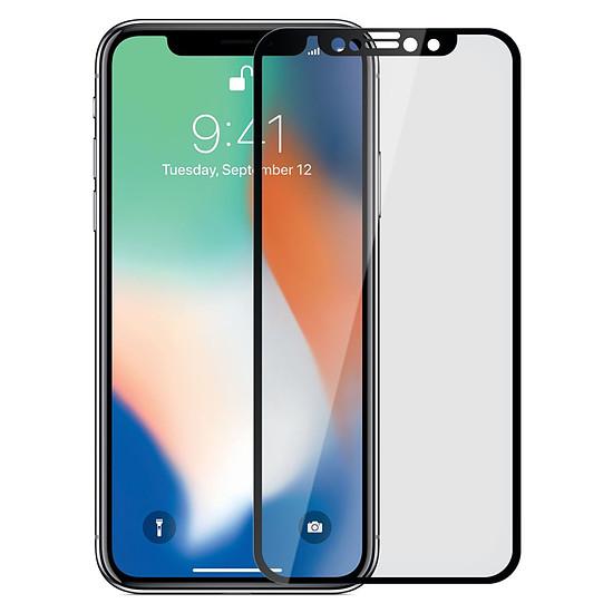 Protection d'écran Akashi Paris Verre trempé - iPhone Xs Max