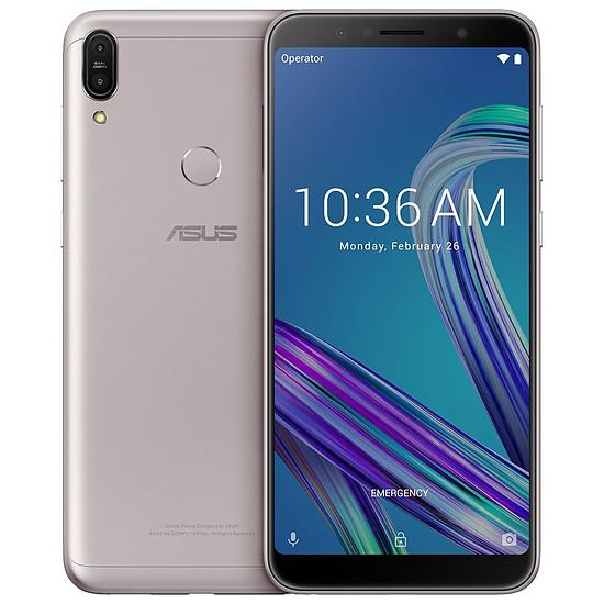 Smartphone et téléphone mobile Asus ZenFone Max Pro M1 (gris météorite) - 4 Go - 64 Go
