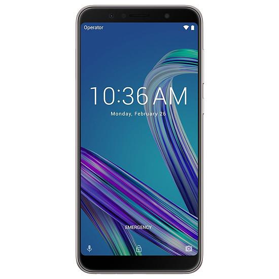 Smartphone et téléphone mobile Asus ZenFone Max Pro M1 (gris météorite) - 4 Go - 64 Go - Autre vue